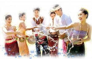 Bangkok-Songkran-Festival