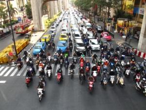 Bangkok TRaffic 2