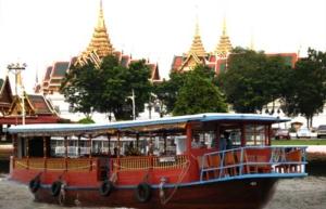 Ayutthaya Rice Barge Dinner Cruise