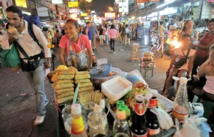 THAILAND STREET VENDOR