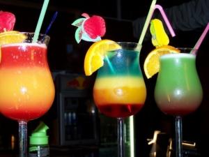 Bangkok cocktails