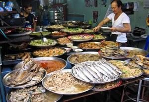 Bangkok street grub