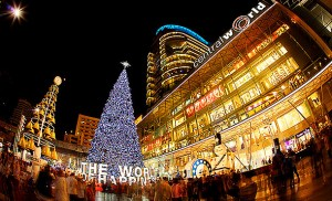 New Years Eve at Centralworld