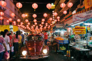 Chinatown Celebrations Bangkok