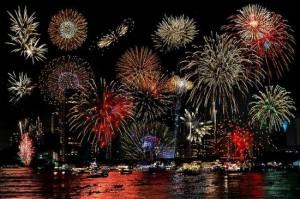 New Year Bangkok