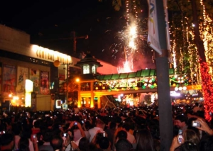 New Year's Eve Centralworld