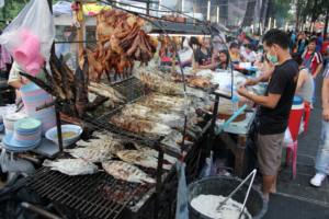 Yuumy Bangkok street food