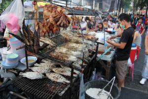 Yuumy Bangkok street food