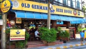 Old german beerhouse