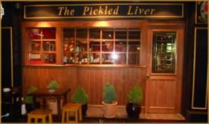 the pickled liver