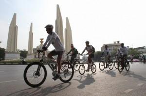 Bangkok Cycling Tour