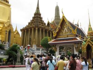 Bangkok Temple Tour