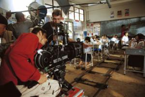 Bangkok film crew