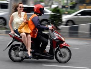 Bike Taxi Bangkok