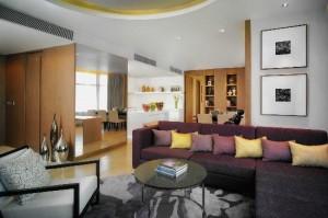 Marriott Serviced Apartments Bangkok