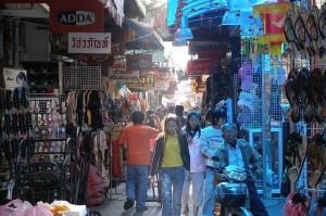 Sampeng Lane Bangkok