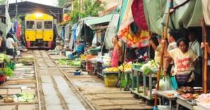 Bangkok Dangerous Market
