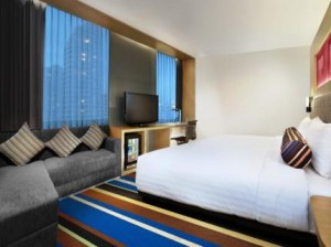 Aloft room
